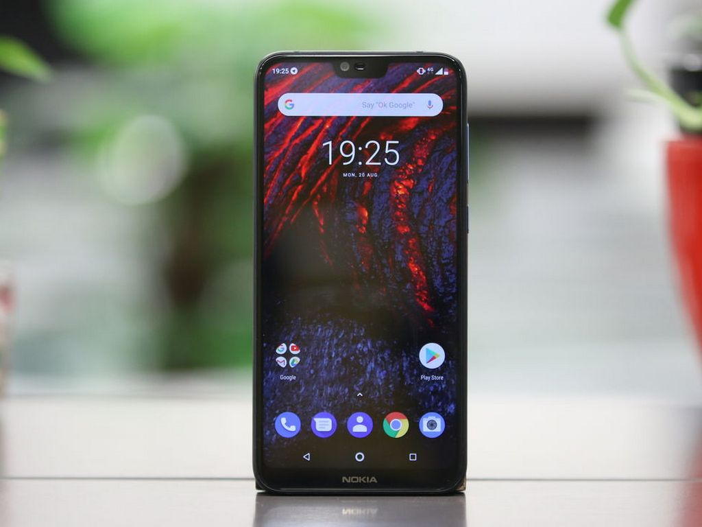 ANDROID 9 0 PIE UPDATE ROLLS OUT FOR NOKIA 6 1 GLOBALLY