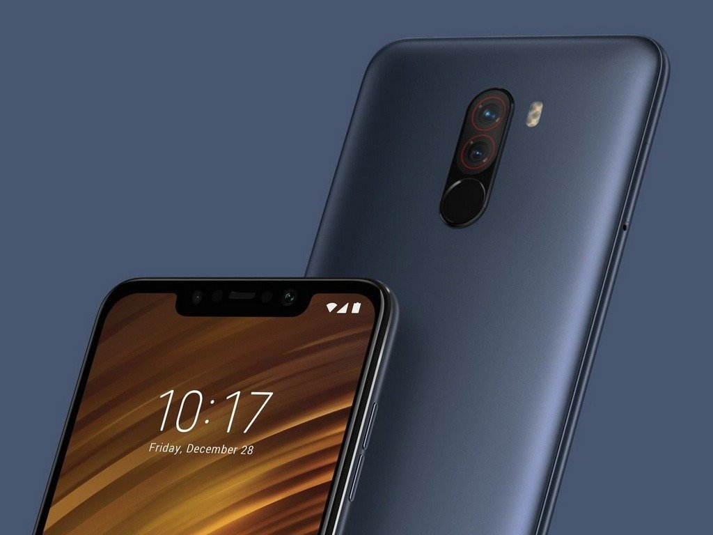 XIAOMI POCO F1 GETS HD PLAYBACK, 4K@60 RECORDING SUPPORT