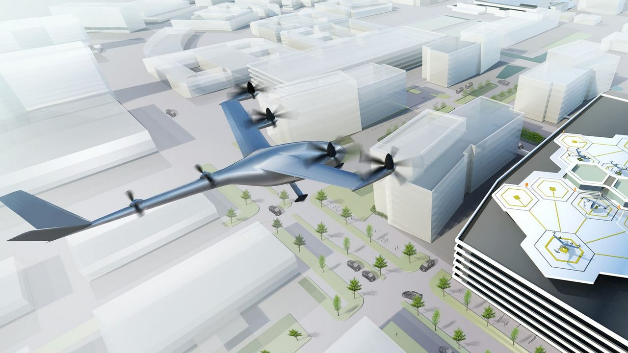 MELBOURNE TO BE FIRST INTERNATIONAL TEST SITE FOR UBER AIR FLYING TAXI SERVICE